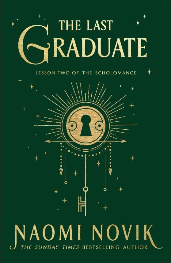 Last Graduate Cover