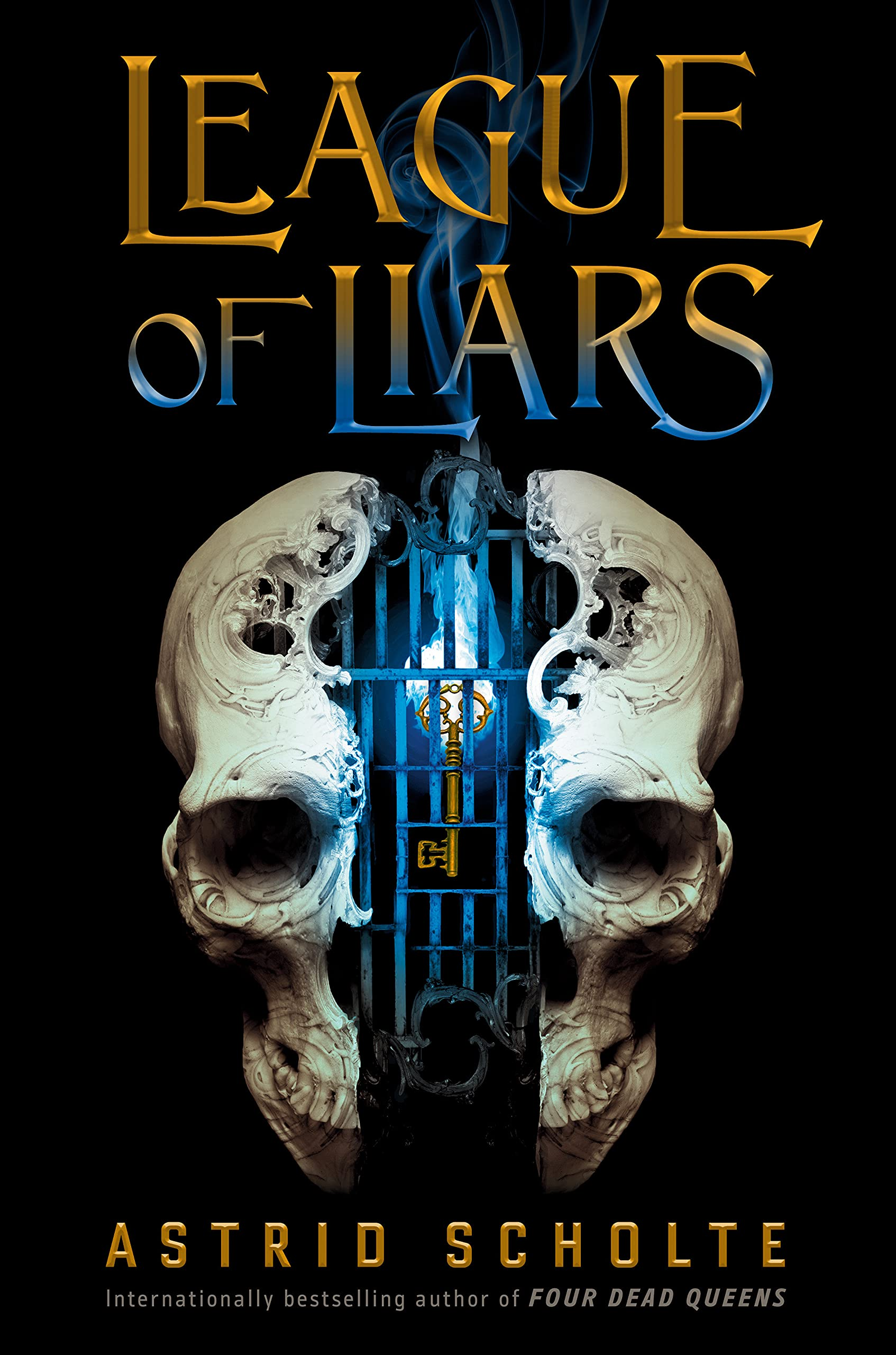League of Liars Cover