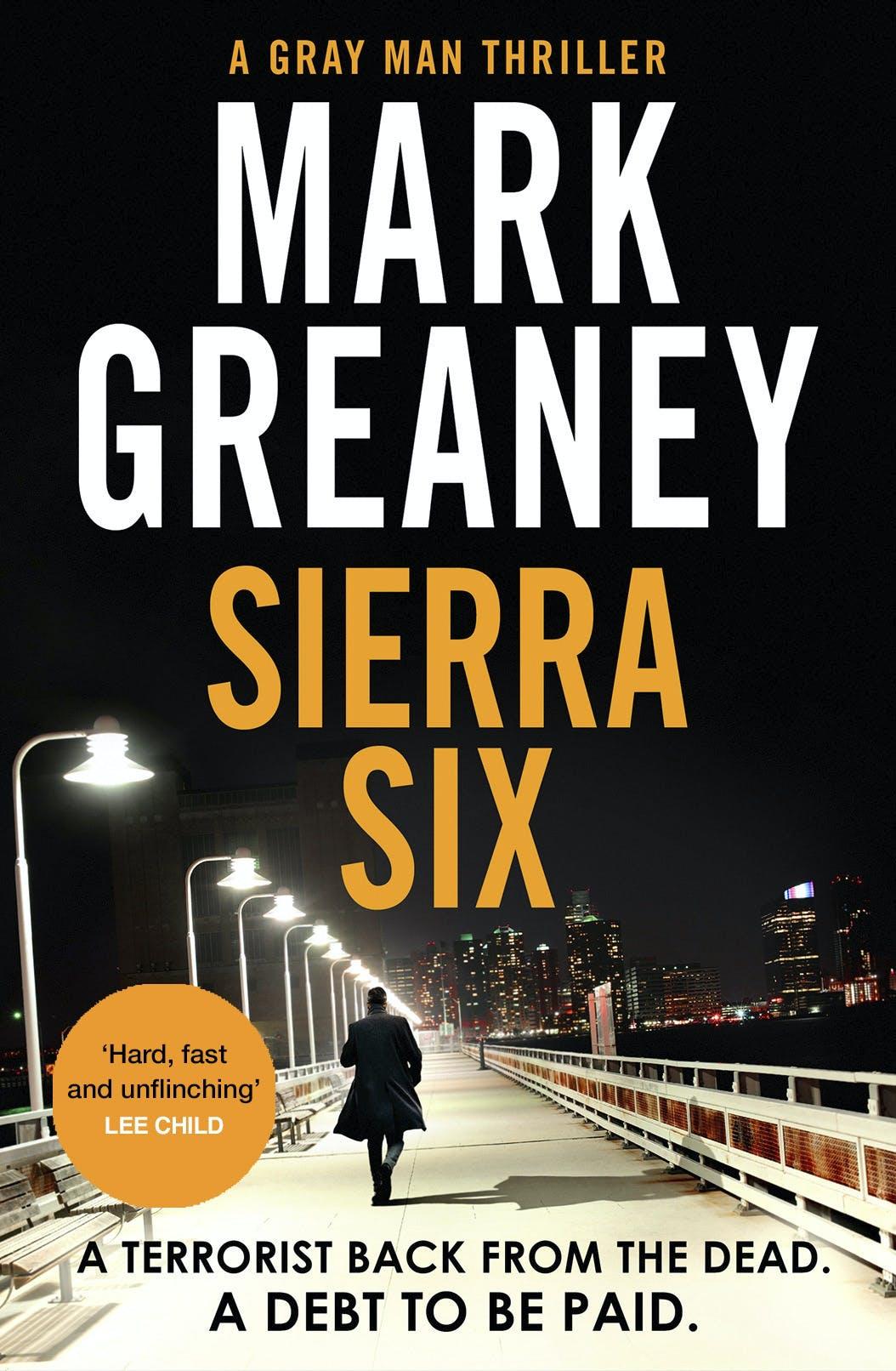 Sierra Six Cover