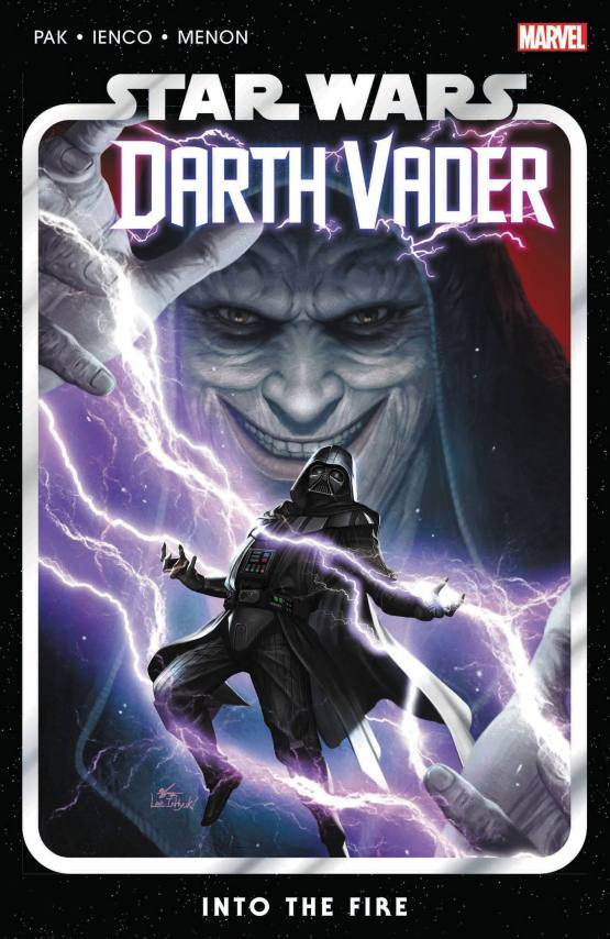 Star Wars - Darth vader - Volume Two - Into the Fire Cover