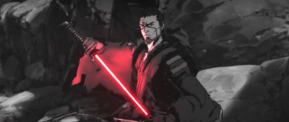 Star Wars Visions - The Duel